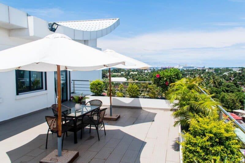 terrasse the streamline hotel apartment tamatave