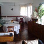 common living room and restaurant of B & B Au Triporteur in Antananarivo