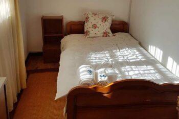 camera singola W. Soggiorno ad Antananarivo