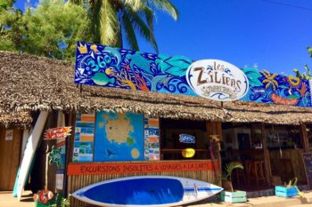 bar - restaurant zilliens nosy be
