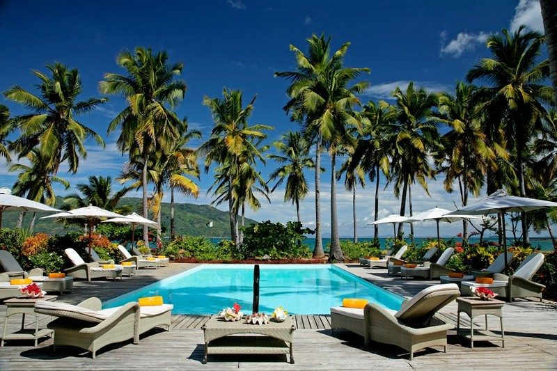 4- For the wide choice of accommodation that offers you the island nosy be