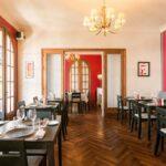 Sala restauracyjna dla obywateli w Antananarywie.