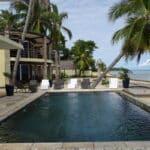 Piscine villa luxe Concept Nosy Be