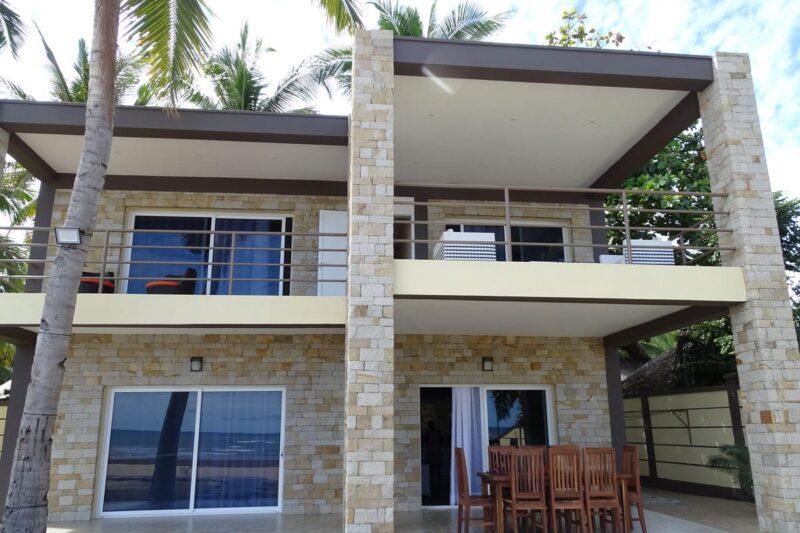 Villa de luxe parmi les locations vacances proposées par Concept Nosy Be à Nosy Be
