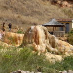 The Ampefy geysers for a weekend on the outskirts of Antananarivo
