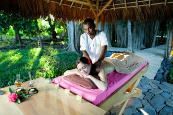 Cocoon w Banyan Nosy Be Spa