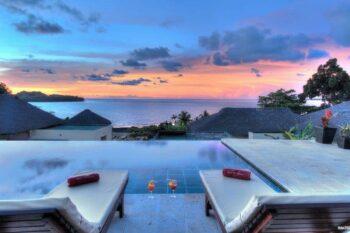 piscine villa prevee home the residence nosy be