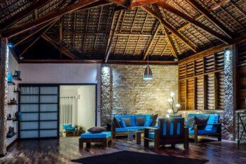 salon bord de mer home the residence nosy be