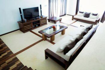 salon villa privee home the residence nosy be