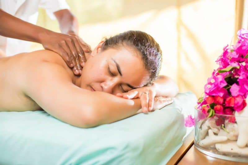 Relaxation et détente au Banian Nosy Be Spa de l'hôtel Home The Residence au Nord de Nosy Be