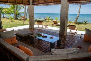 terrasse bord de mer home the residence nosy be