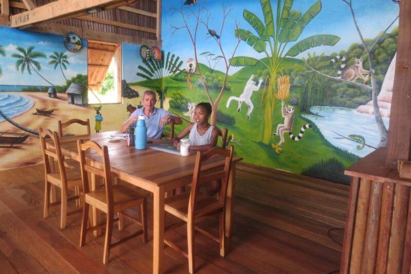 Restaurant Emeraude Lodge