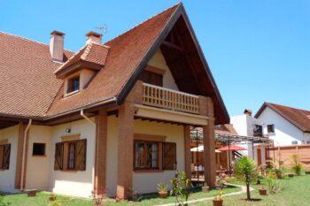 facade maison green palace ivato antananarivo