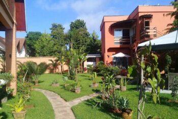 jardin green palace ivato antananarivo