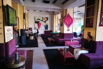 Le Point d'Exclamation Lounge Bar