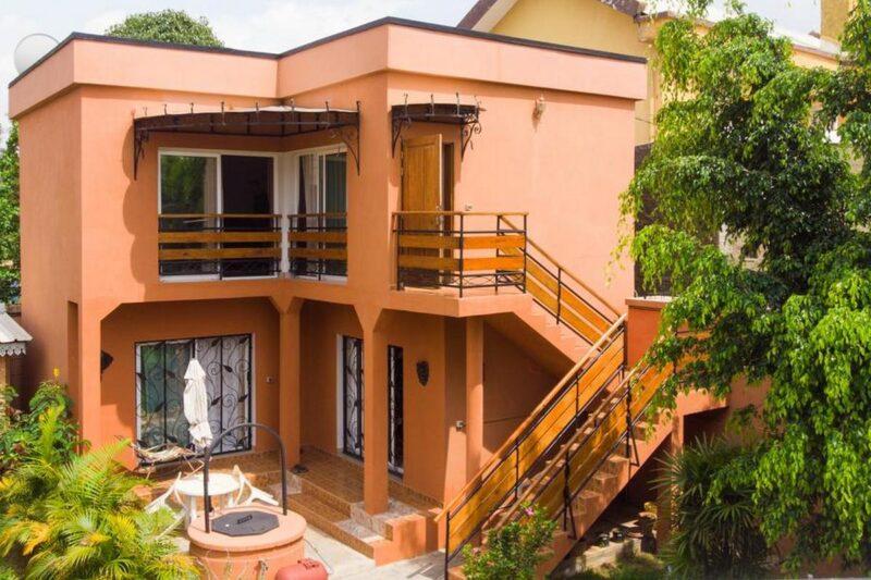 studio exterieur green palace ivato antananarivo