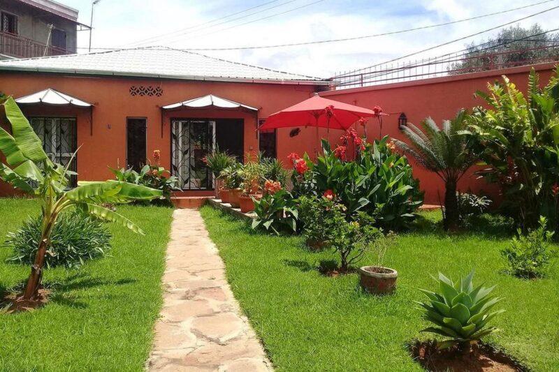 terrasse privee green palace ivato antananarivo