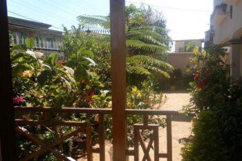 antsirabe hotel vue jardin