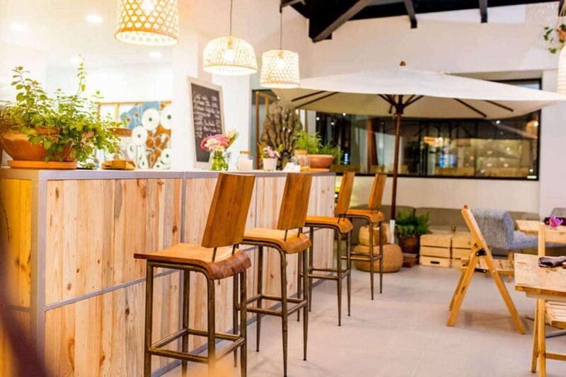 Asara cafe bar nel centro di Tananarive