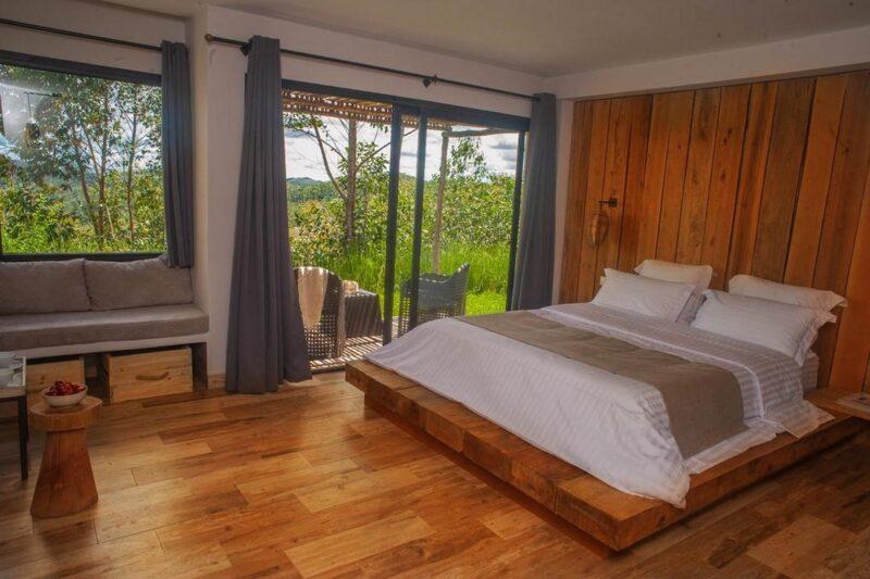 chambre bungalow mantadia lodge andasibe
