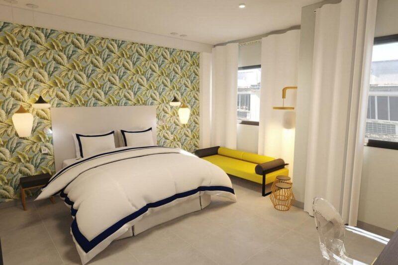chambre centell hotel et spa antanimena antananarivo