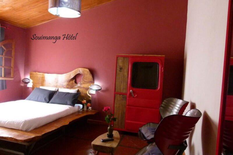chambre souimanga hotel antsirabe