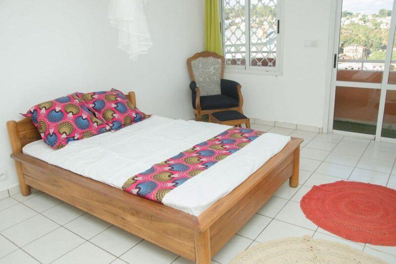 chambre superieure villa espoir anjanahary antananarivo