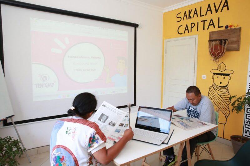 groupe cours de langue malagasy ten gasy ambatobe antananarivo