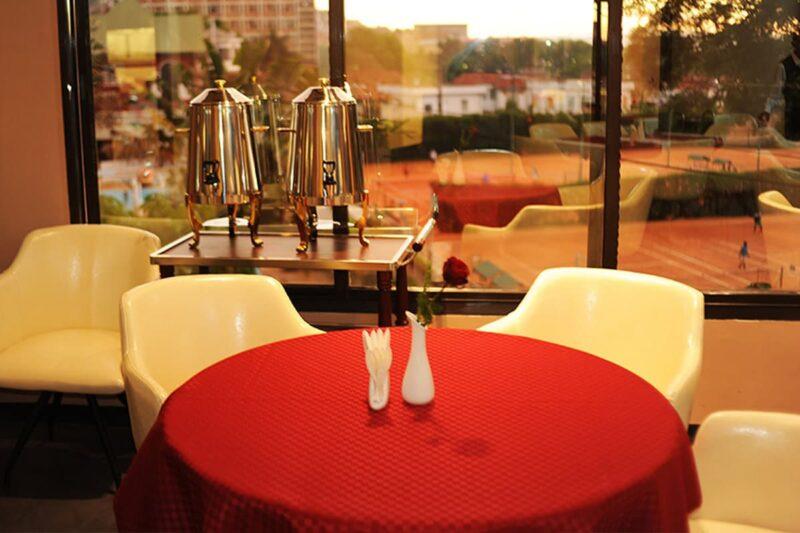 la vanilla restaurant havana resort antanarivo
