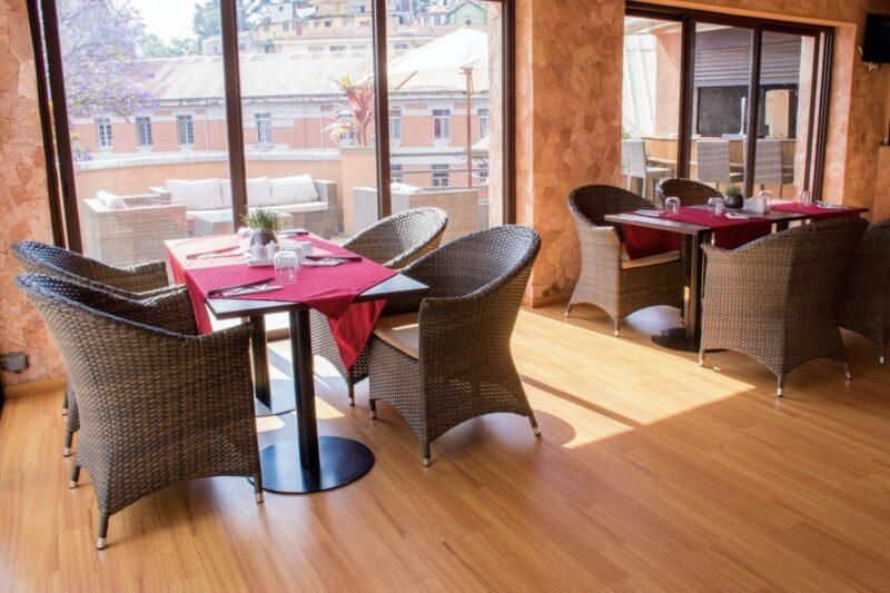 le bistrot table restaurant havana resort antanarivo
