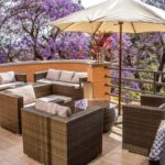 le bistrot terrasse restaurant havana resort antanarivo