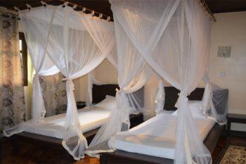lits twin sahatandra river hotel andasibe