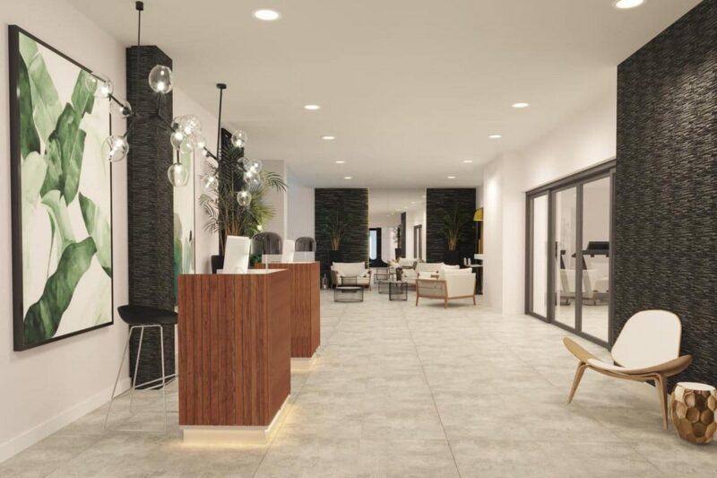 reception centell hotel et spa antanimena antananarivo