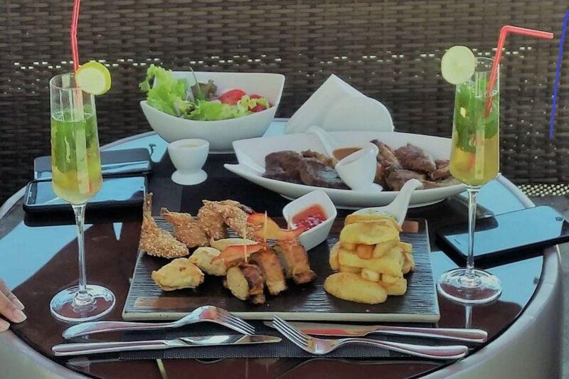 repas restaurant havana resort antananarivo
