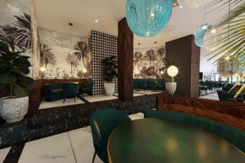 restaurant centell hotel et spa antanimena antananarivo