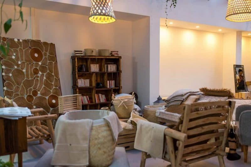 salon de Assara Coffe Shop a Tana