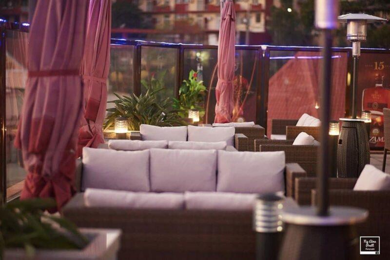 terrasse fin apres midi restaurant havana resort