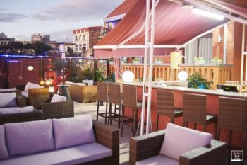 terrasse soir restaurant havana resort