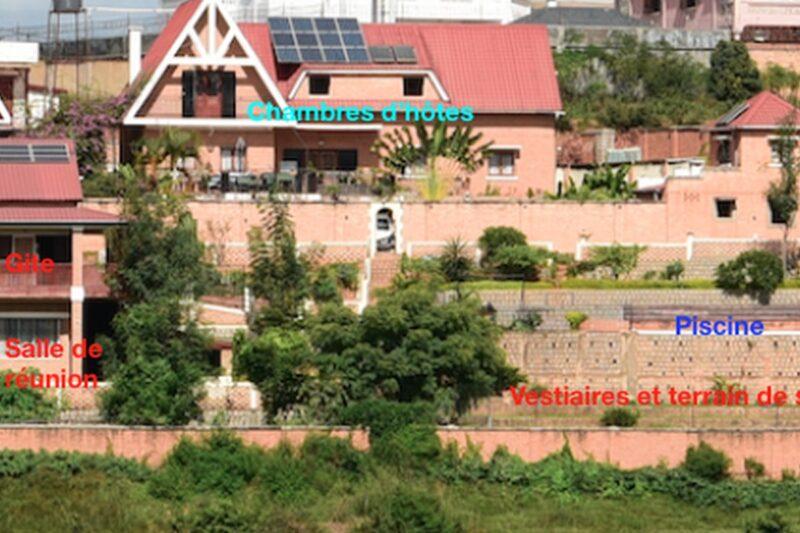 chambre d hote BG Tours en peripherie d Antananarivo
