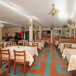 Corbert Bistro Restaurant w Diego-Suarez