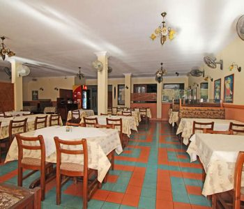 Restaurant Bistrot Corbert à Diego-Suarez
