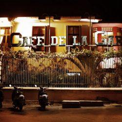Restaurant Café de la Gare à Tana