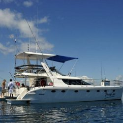 luxury cruise to nosy be by catamaran