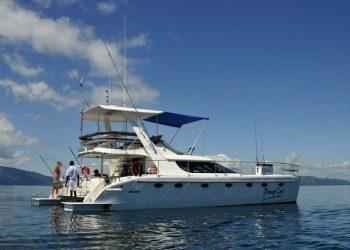 croisière luxe à nosy be en catamaran