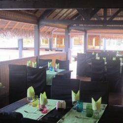 Golden Crustacean Restaurant in Tana