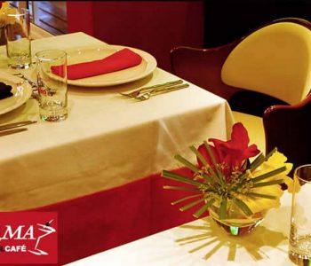 Restaurant Dzama Cocktail Café à Tana