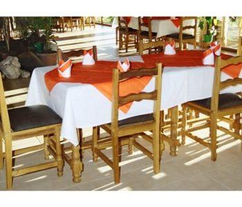 Eulophiella Restaurant du Lodge