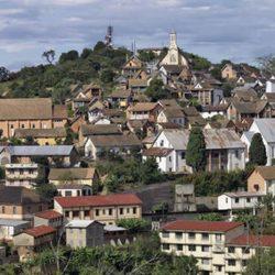 Odkryj Fianarantsoa i jej Stare Miasto