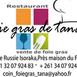 Ristorante Tana Foie Gras