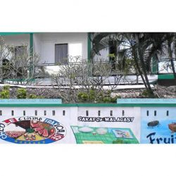 Hotel Restaurant Labourdonnais a Tamatave